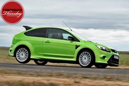 Ford Focus RS: 2010 Car of the Year