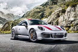 Porsche 911 R racing past $1.6m on used-car market