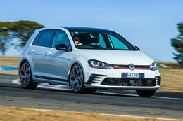 2016 Volkswagen Golf GTI 40 Years review