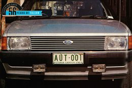 1980 Ford Falcon XD 1/2 review