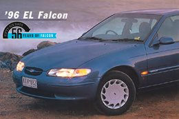 1996 Ford EL Falcon
