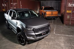 Tickford Ford Ranger