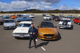 Ford Falcon models