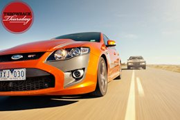 FPV GT P versus Mad Max interceptor