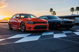 Dodge Charger and Dodge Challenger
