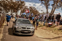 HSV Clubsport R8 Track Edition at Bathurst 1000