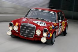 Mercedes-AMG Red Pig