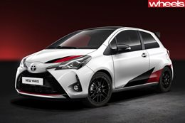Toyota Yaris hot hatch - Europe