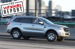 Ford Everest - Wheels Report 2016