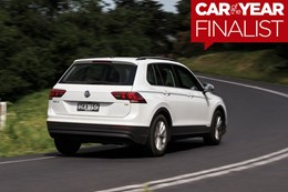 Volkswagen Tiguan - 2017 Car of the Year Finalist