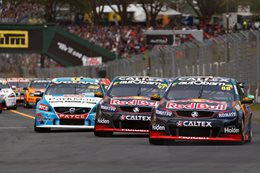 Supercars racing series