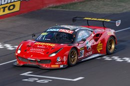 Ferrari takes wild Bathurst 12 Hour