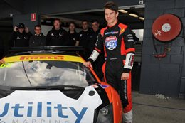 Alex Rullo - V8 Supercars driver