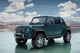 Mercedes-Maybach G 650 Landaulet