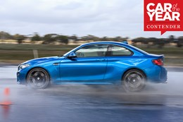 2017 BMW M2 at Wheels Car of the Year