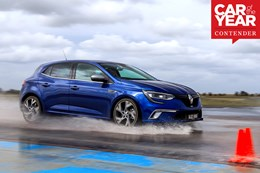 Renault Megane: 2017 Car of the Year contender