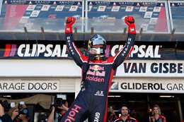 Shane van Gisbergen at Clipsal 500