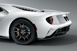 Ford GT V Max rear wing