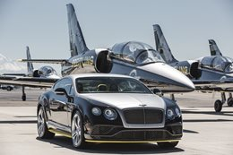 Continental GT Speed Breitling Jet Team Series