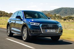 2017 Audi Q5 2.0 TDI quattro first local drive