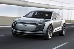 Shanghai Motor Show: Audi e-tron Sportback Concept previews all-electric fastback SUV