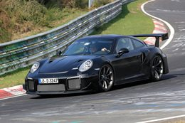 Porsche 911 GT2 nears production, 500kW+ on board