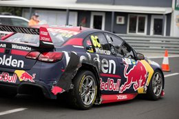 Triple Eight at Phillip Island Supercars