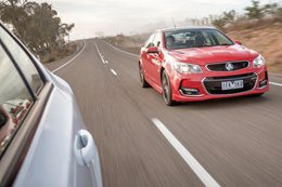 Barely Holden on: Ford almost overtakes rival, April sales figures show