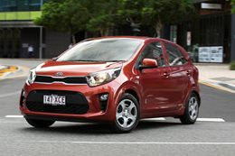 2017 Kia Picanto review