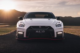 2017 Nissan GT-R Nismo – the Wheels gallery