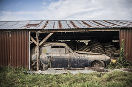 Five top unbelievable barn finds