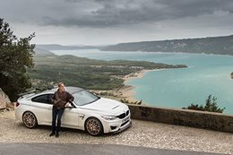 A Day in France with Ari Vatanen and a BMW M4 GTS