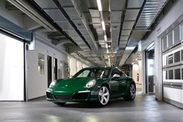 Porsche builds millionth 911, and it's jaw-droppingly lovely