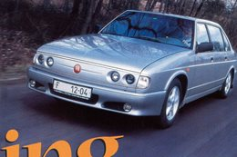 Retro: Tatra T700 - The Bouncing Czech
