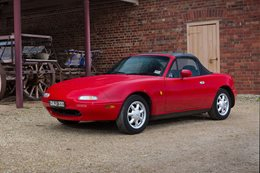 Retro: 1989 Mazda NA MX-5 - Roofless for the people