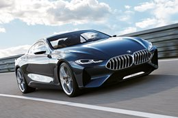 2018 bmw m8. perfect bmw 2017 bmw concept 8 series to 2018 m8