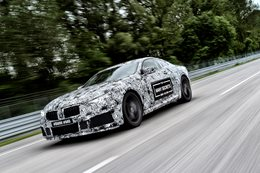 2018 bmw m8. delighful bmw 2018 bmw m8 prototype and p