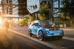 A BMW i3 in Norway Does the brave new world of EV's already exist?