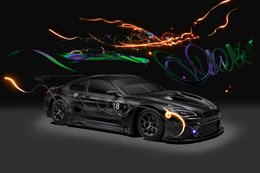 BMW's 18th Art Car goes digital