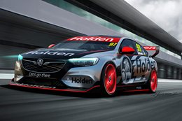 2018 holden commodore supercars
