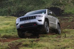 Jeep Grand Cherokee Trailhawk review released