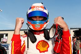 DJR Team Penske share the glory in the Deep North