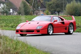 Ferrari F40 turns 30