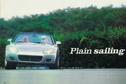 Retro review 1999 Honda S2000 Plain Sailing