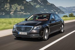 2017 Mercedes-Benz S400d LWB review
