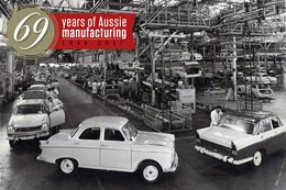 1948-52: Australia's post-war car industry is born