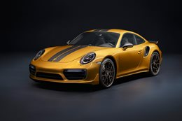 Watch Porsche's 911 Turbo S Exclusive Series being built