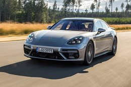 2018 Porsche Panamera Turbo S E-Hybrid review