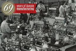 1953-57: Evolution of an industry