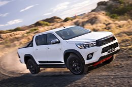 Hilux dominates again in record July car sales